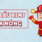 Soi cầu xổ số Đắk Nông 08-05-2021 | Dự đoán XSDNO