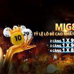 Đánh giá nhà cái MIG8: Chốt kèo 1 ăn 100 là có thật